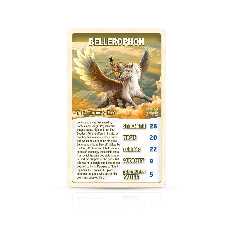 Greek Mythology Top Trumps Card Game