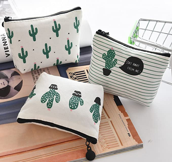 CFX Oxford tela Monedero Cactus, color Pattern 2: Amazon.es ...