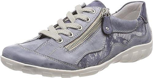 Remonte by Rieker Damen Sneaker blau R3416 14