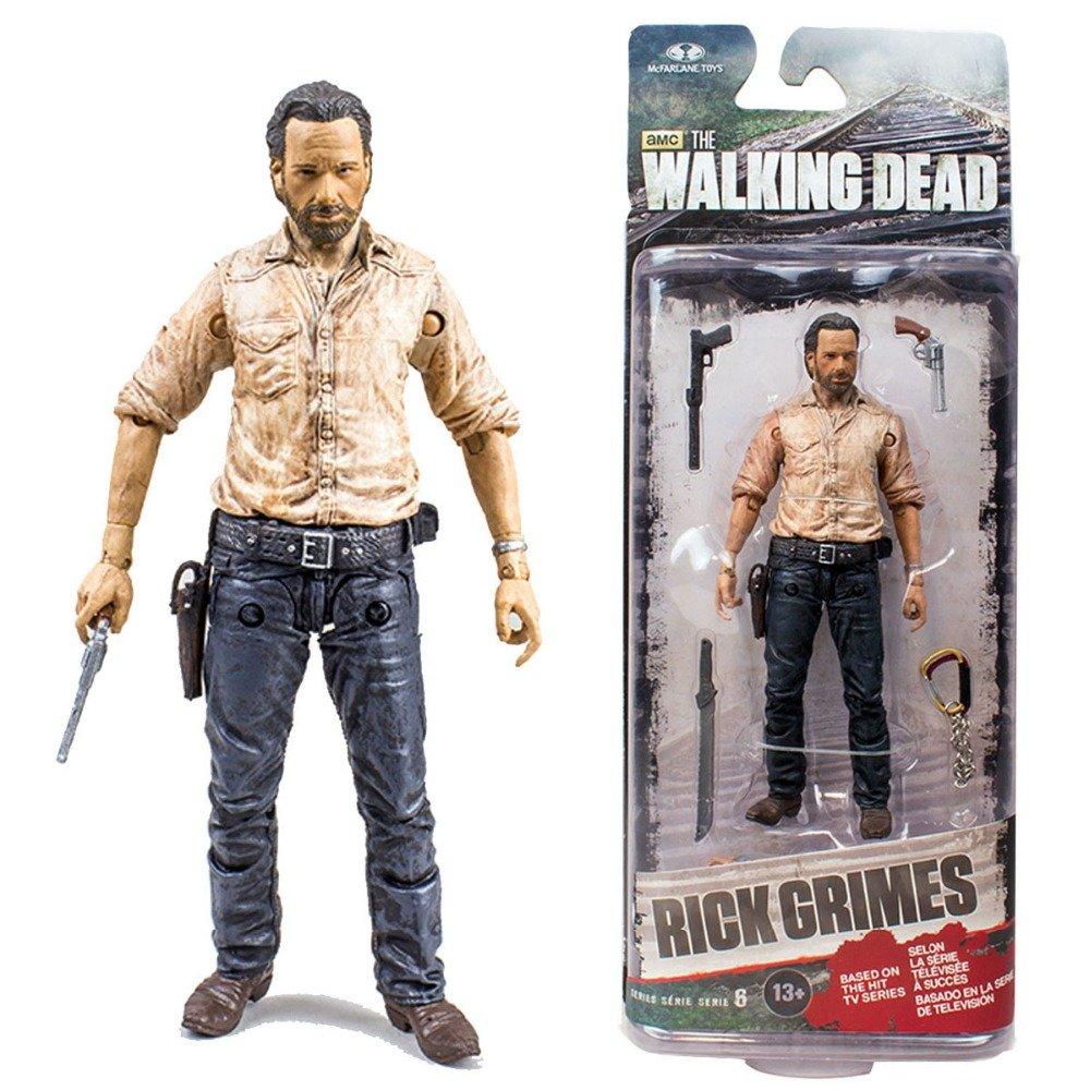Mcfarlane walking dead series 6 daryl dixon action figure - Amazon Com Mcfarlane Toys The Walking Dead Tv Series 6 Rick Grimes Action Figure By Unknown Toys Games