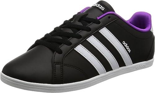 Adidas Vs Coneo Qt W B74551 Damenschuhe, Schwarz, G   real
