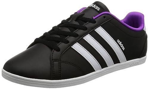 265a0f81162 Adidas Tenis Casuales para Mujer simipiel Negro B74551 25.5