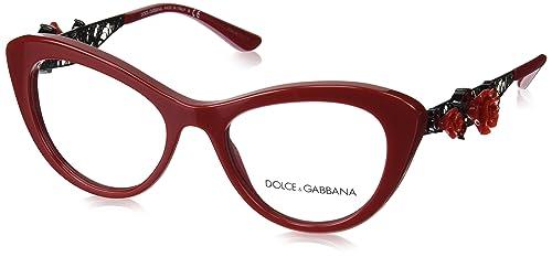 Dolce & Gabbana 0Dg3265B, Monturas de Gafas para Mujer
