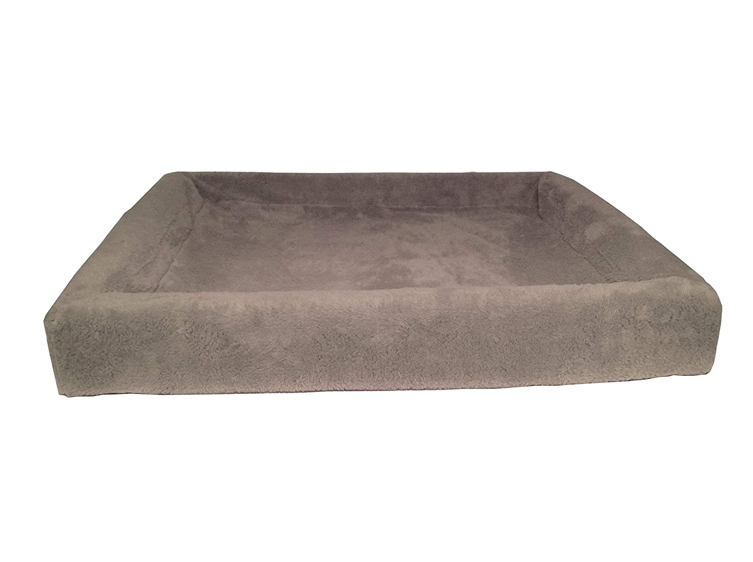 Bia Fleece Cover 100 x 120cm Taupe