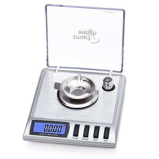 94 opinioni per Smart Weigh Bilancia per Gioielleria di Alta Precisione al Milligrammo, 20 x