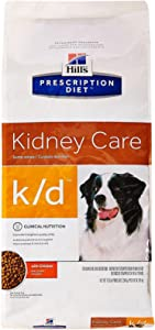 Hills K/D Renal Health Dog Food