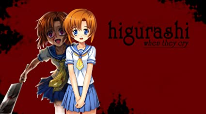 Athah Designs Anime When They Cry Ryg Rena Higurashi Yandere