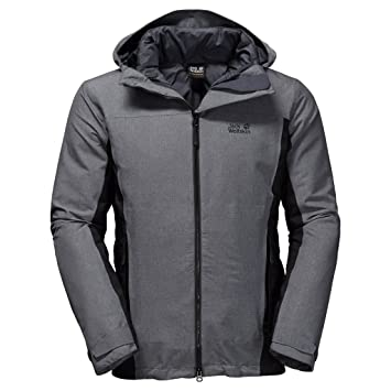 on sale c1eaf ac5a0 Jack Wolfskin Herren Jacke ICY Arctic: Amazon.de: Sport ...