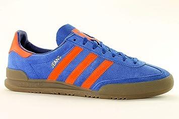 sports shoes 4a6df e7099 adidas - Zapatillas Deportivas Jeans S79995 para Hombre  Amazon.es   Deportes y aire libre