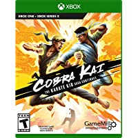 Cobra Kai Karate Kid Saga - One - Xbox One
