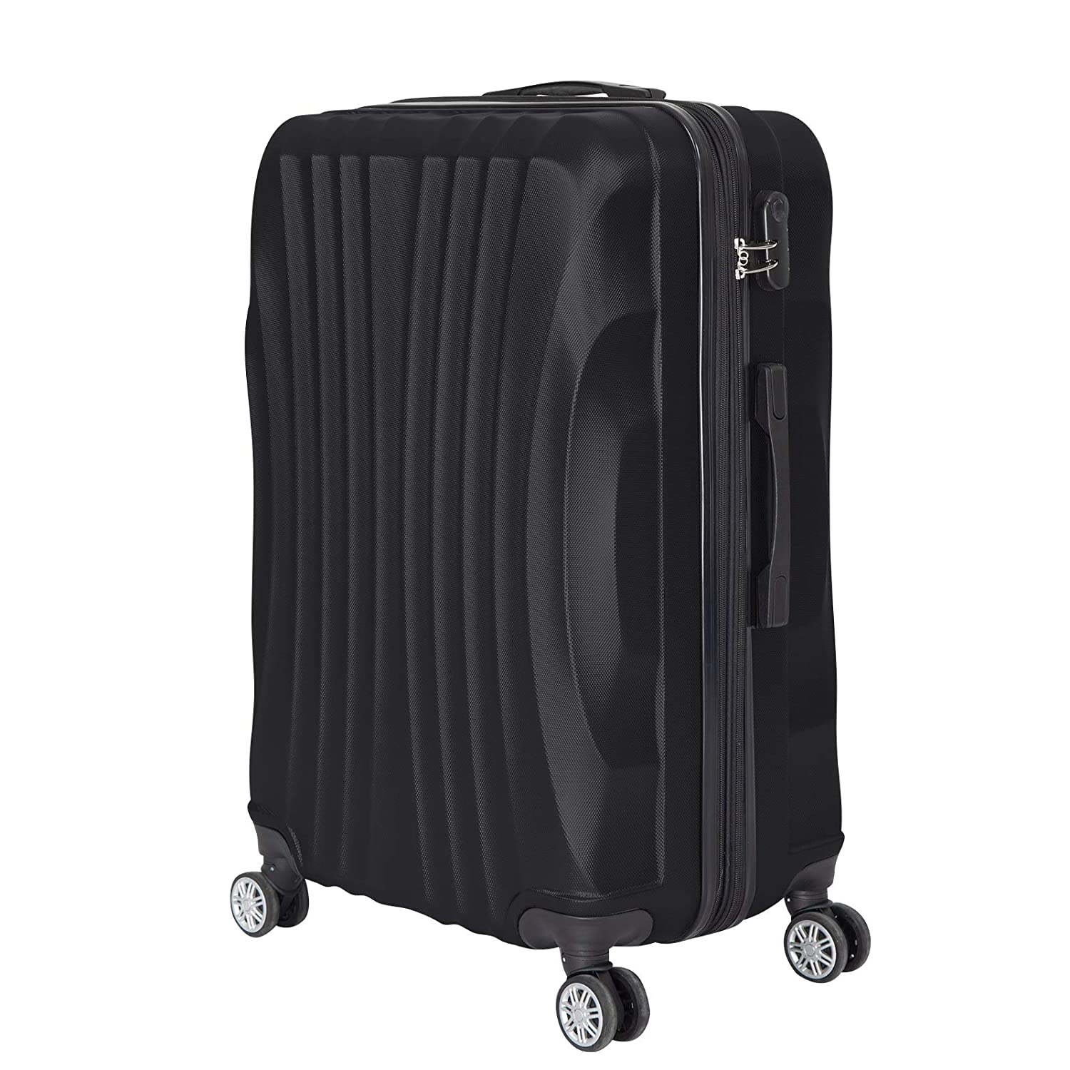 2984029e9 Elightry 1213 ABS Hard Shell Luggage Case Suitcase Superlight Travel Case  with 360 Rotating Wheels Volume ...