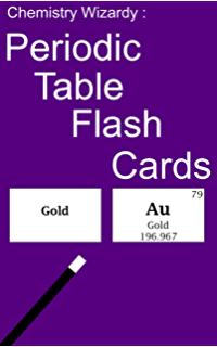 Flash cards for chemistry element names and symbols karri salas chemistry wizardry periodic table flash cards urtaz Images