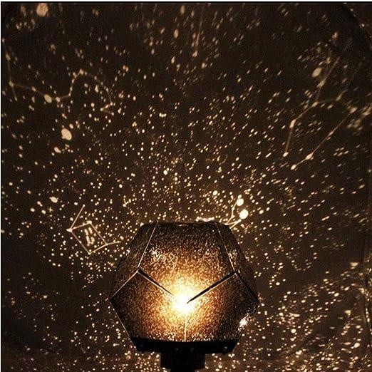 gshhd0 Bricolaje Ciencia Cielo Proyección, 22cmX30cmX5cm Noche Luz ...