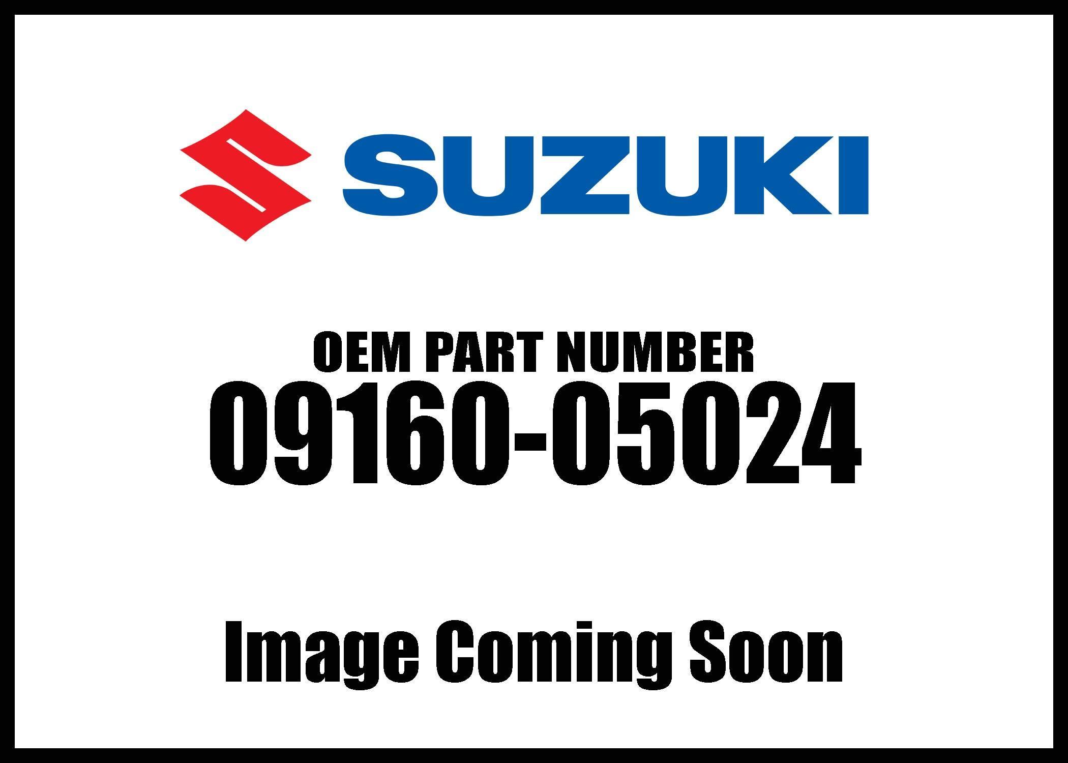 Suzuki Speedometer Was 09160-05024 New Oem