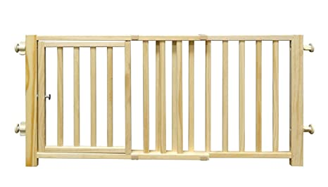 Amazon Four Paws Walk Over Wooden Dog Gate 30 44 W By 18 H