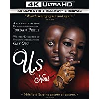 Us [4K Ultra HD + Blu-ray + Digital] (Sous-titres français)