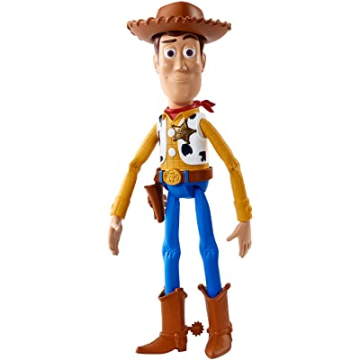 Disney/Pixar Toy Story Talking Woody ( Exclusive): Toys & Games