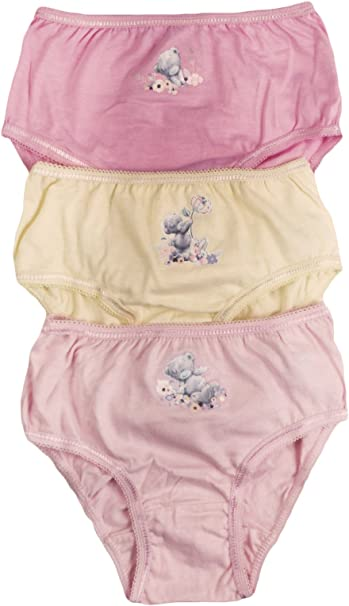 Me to You Tatty Teddy Girls 6 Pack Knickers Briefs