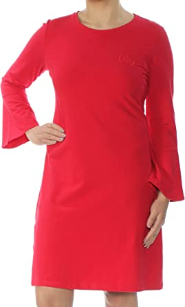 tommy hilfiger bell sleeve dress