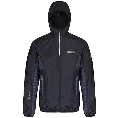 Regatta Great Outdoors Mens Levin Lightweight Waterproof Jacket at ...