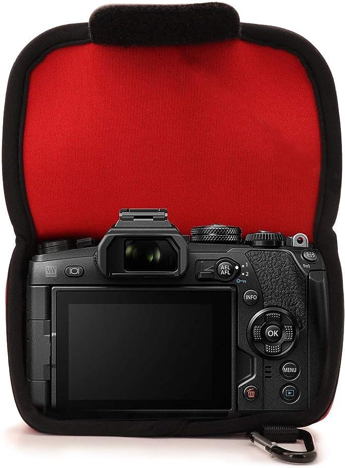 Megagear Ultra Light Neoprene Camera Case Camera Photo