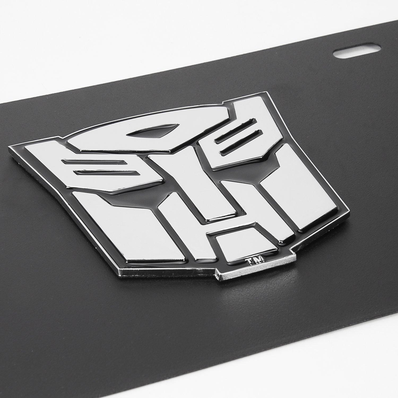 Pilot Automotive TRF-1202 Transformer License Plate Fastener-Decepticons
