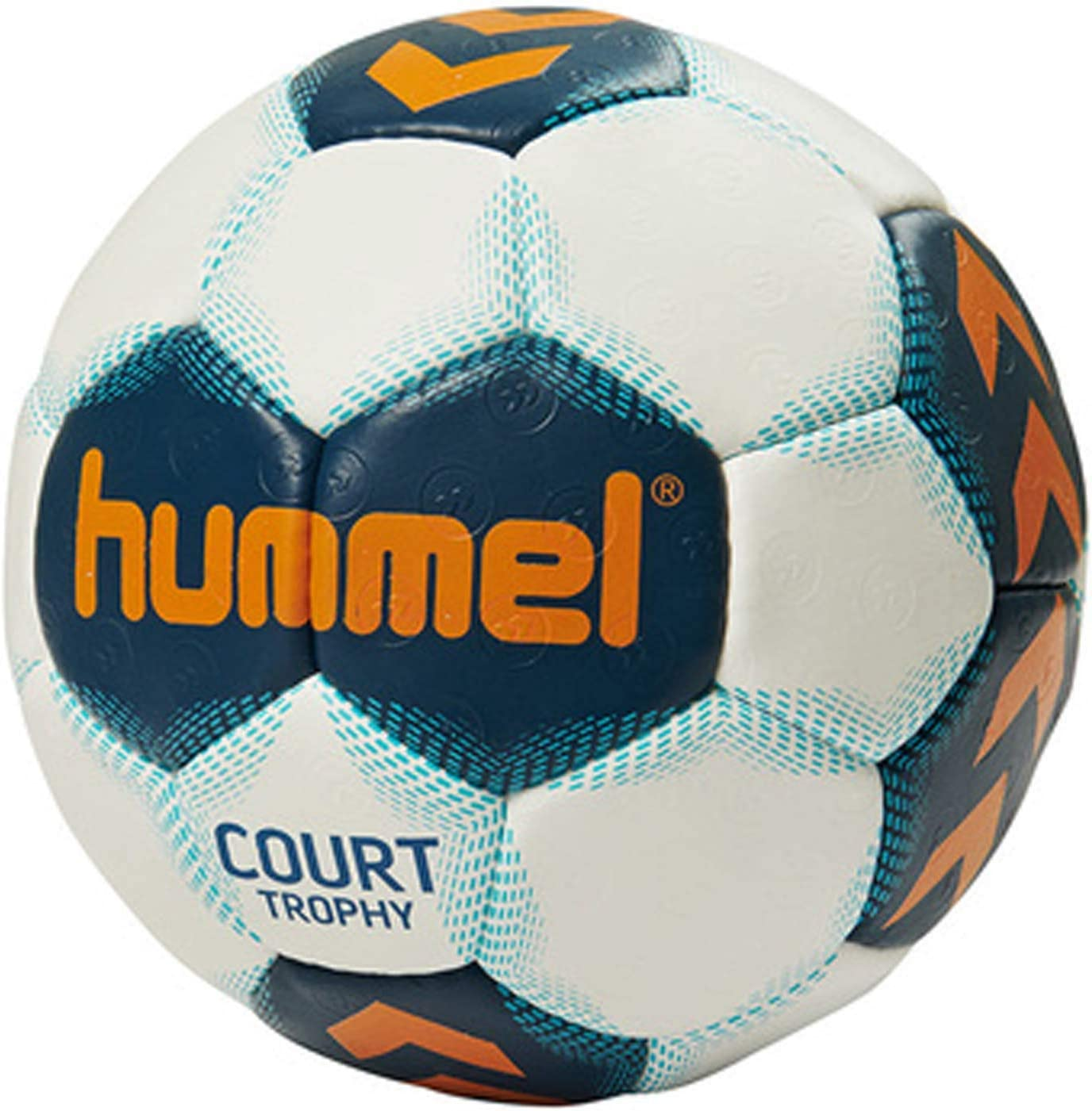 hummel Court Trophy de Balonmano, otoño/Invierno, Color White ...