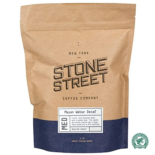 Stone Street Coffee Mayan Decaf