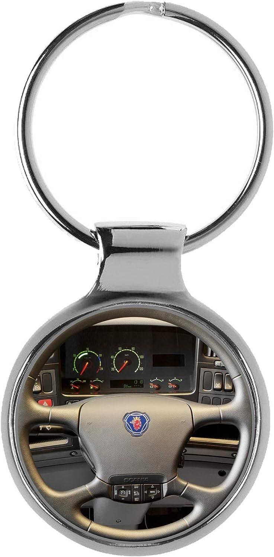 KIESENBERG Porte-cl/és Cadeau pour Scania R500 Fan Cockpit A-20933