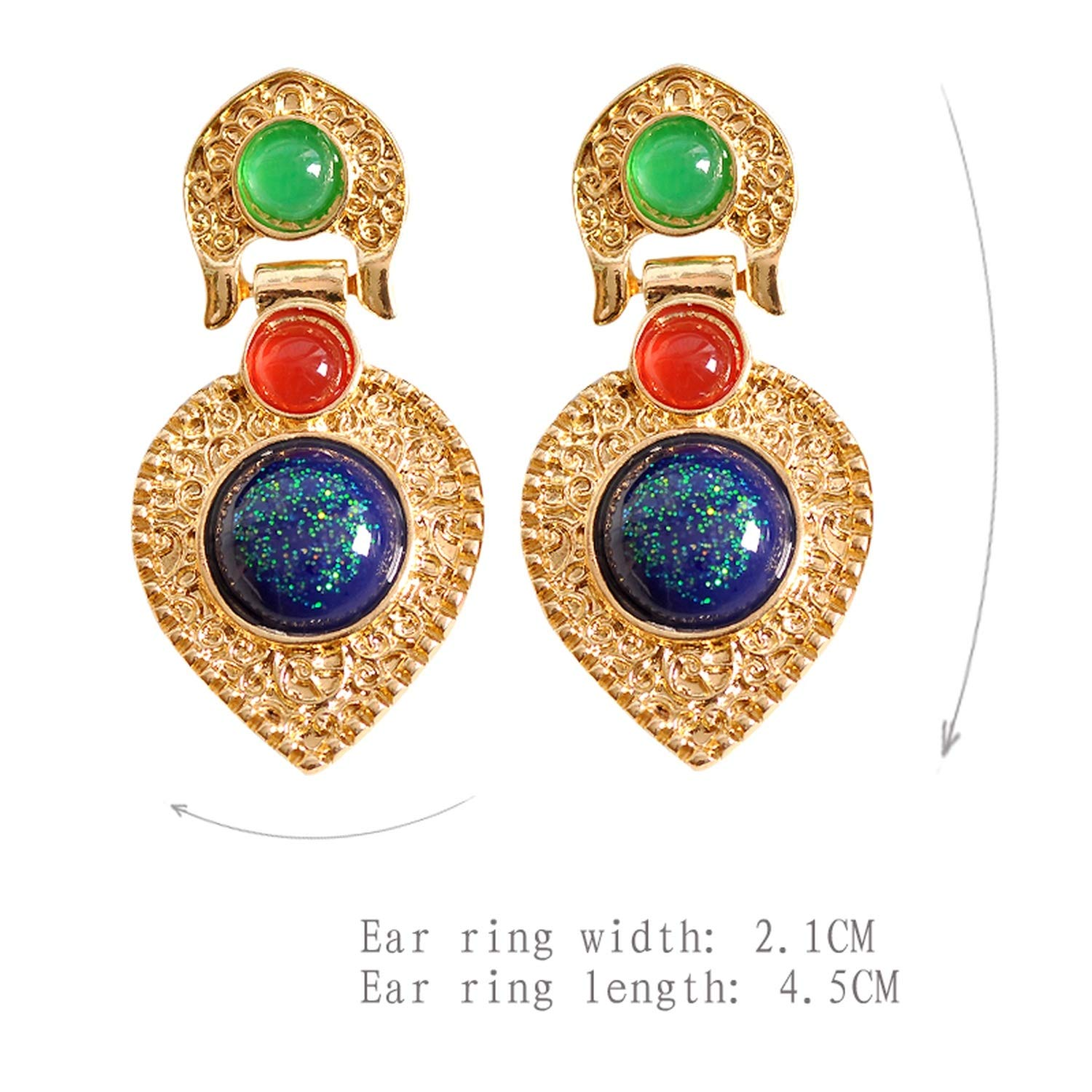 Selling New Gorgeous Women Jewelry Girls Birthday Party Stud Earrings Earrings Gift Shipping Agent