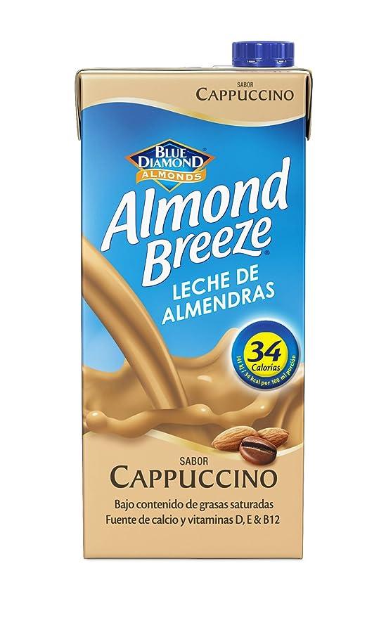 Almond Breeze Bebida de Almendra Cappuccino - Paquete de 6 x 1000 ml - Total: 6000 ml: Amazon.es: Alimentación y bebidas