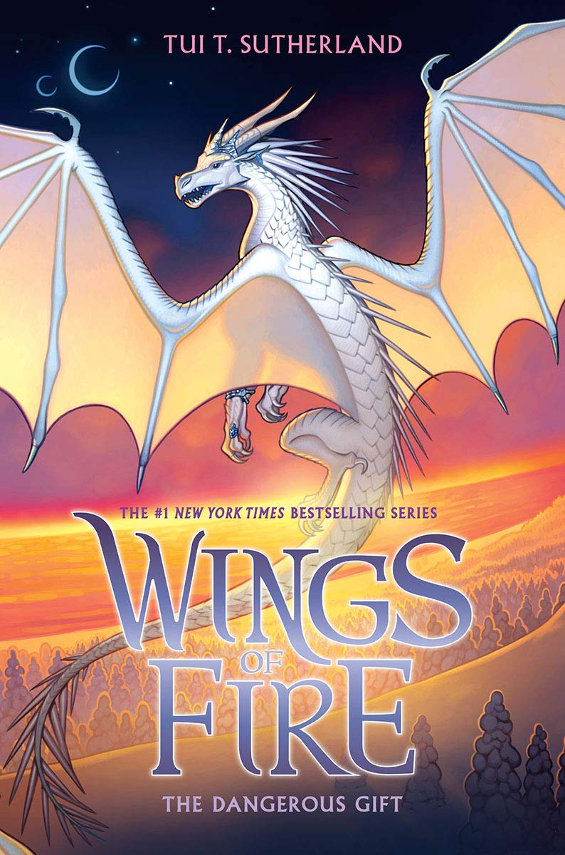 The Dangerous Gift (Wings of Fire, Book 14) (14): Sutherland, Tui T.:  9781338214543: Amazon.com: Books