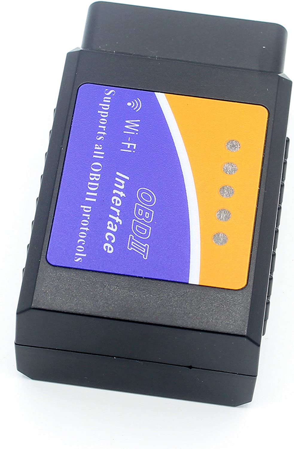 Android LoongGate Bluetooth OBD-II Scanner V4.0 Windows-Plattform Mini Box ODB 2 Check Engine Licht Codeleser Diagnose-Scan-Tool f/ür ALLE Autos Bluetooth V4.0 mit Switch f/ür IOS