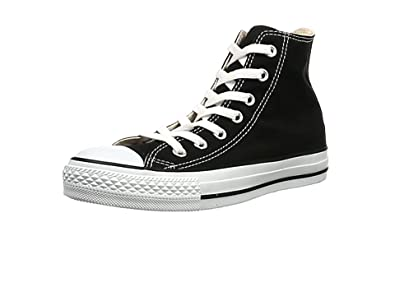 [コンバース] CONVERSE CANVAS ALL STAR HI CVS AS HI M9160 (ブラック/3)