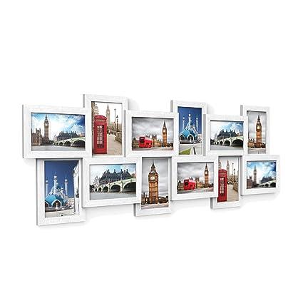7 cornici per photo booth low cost e fai da te album t - Cornici multiple da parete ...