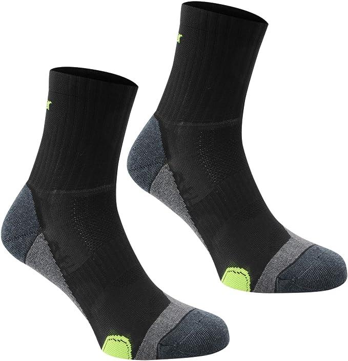 2 Pack Ladies Karrimor Running Socks Low Rise Trainer Gym Anti Odour size 4-8 UK