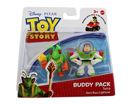 Enlaces de acción Toy Story Buddy - Paquetes - Twitch & Hero ...