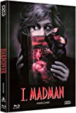 Hardcover - I Madman [Blu-Ray+DVD] auf 333 limitiertes Mediabook Cover B [Limited Collector's Edition] [Limited Edition]