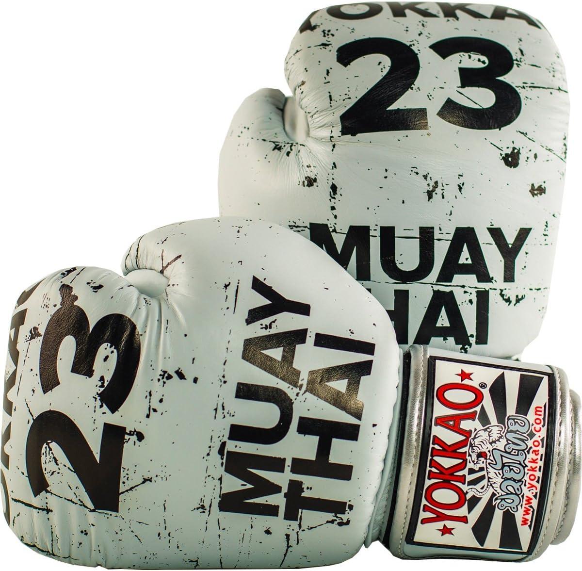 Yokkao Urban Boxing Gloves Muay Thai Boxing Sparring