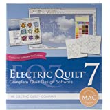 Electric Quilt Art and Craft Electric Quilt 7 for MAC