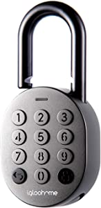 Igloohome Smart Padlock - Grant Access Anytime, Anywhere