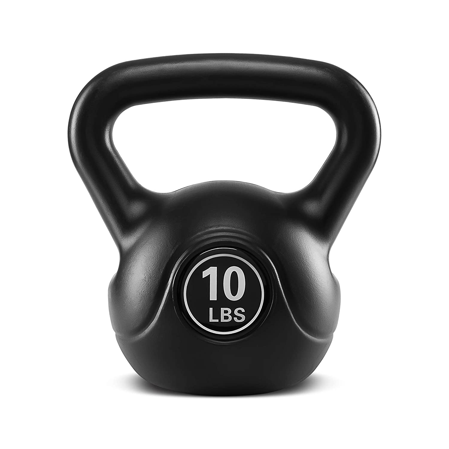 TKO Kettle Bell Gym- Durability- Fitness- Cross Training- Weightlifting- Bodybuilding- All Purpose Equipment- Plastic Coating