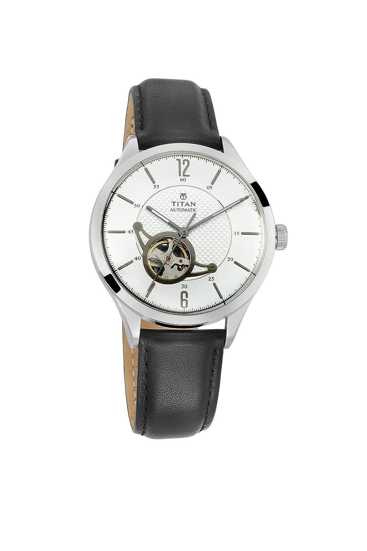 Titan Automatic Watch – NM90111SL01/NL90111SL01