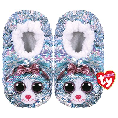 Ty Whimsy - Sequin Slippers lrg: Toys & Games