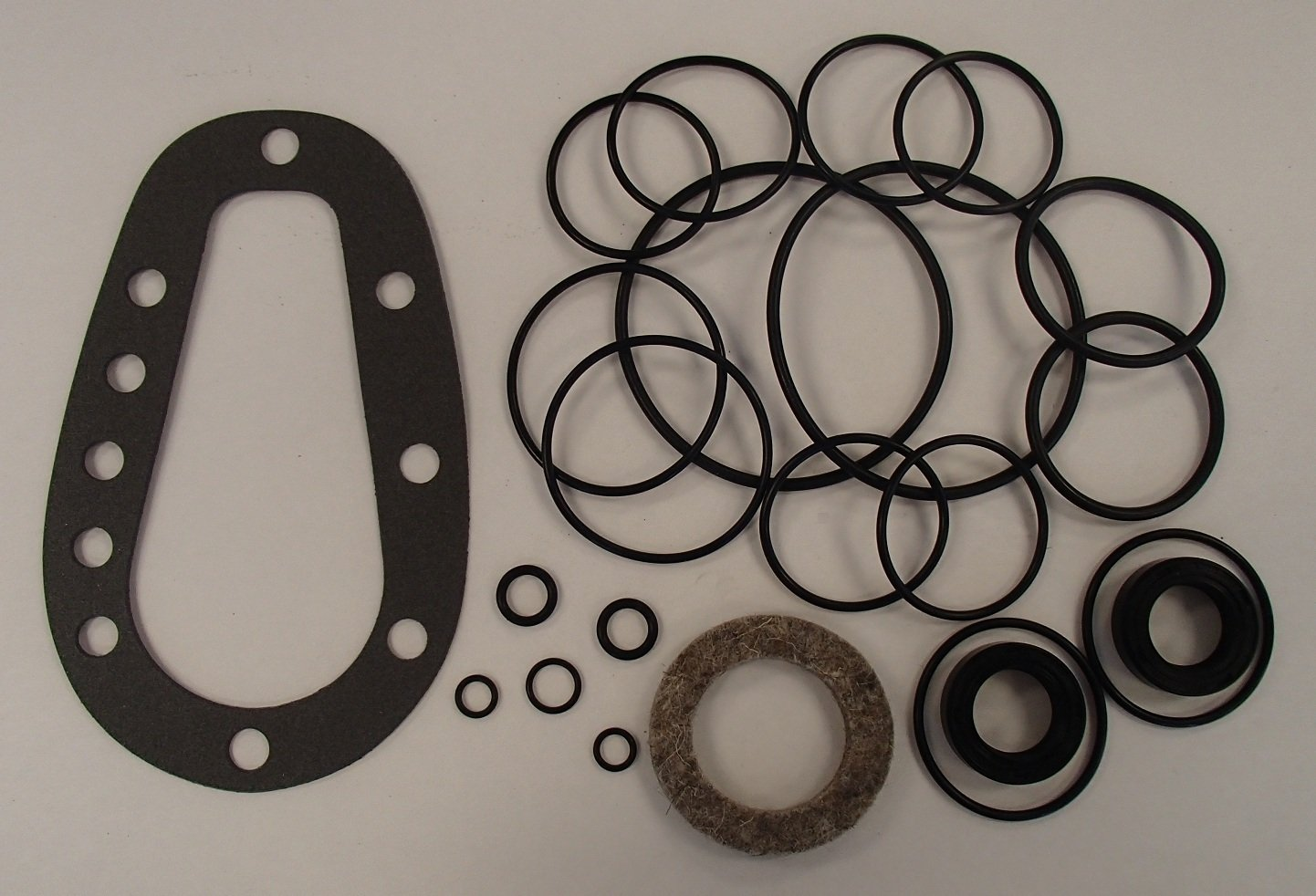 EDPN3500A Steering Seal Kit Made For Ford Power 4000 4600 5000 5600 6600 7000 7600