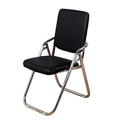 Amazon.com: DONGYUER Silla plegable, silla de comedor de ...