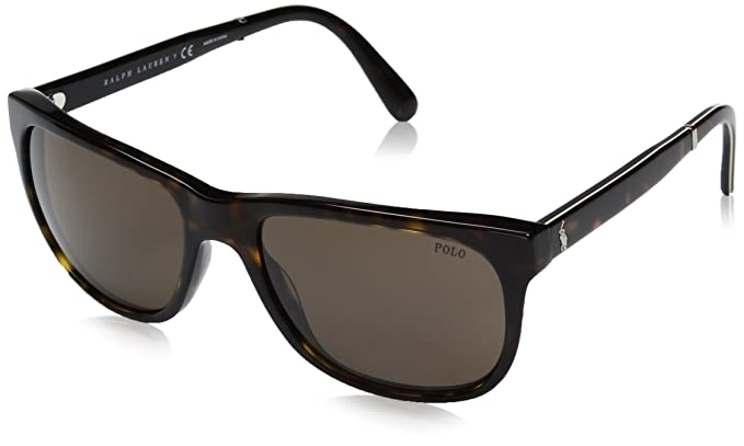 POLO RALPH LAUREN 0PH4116 Gafas de Sol, Shiny Dark Havana ...