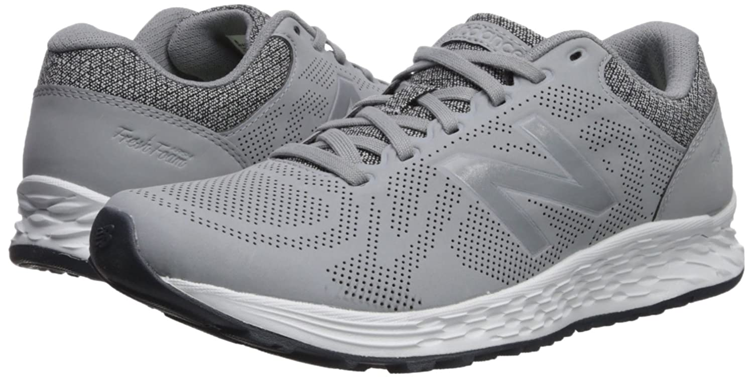 New Balance Woherren Arishi v1 v1 v1 Luxe Fresh Foam Running schuhe Steel 7.5 D US 65c414