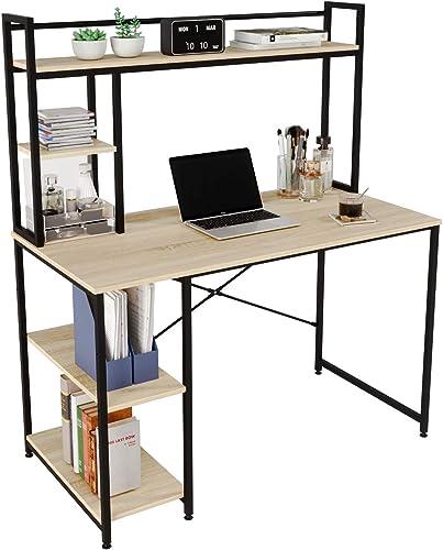 Bestier 47.2'' Computer Desk