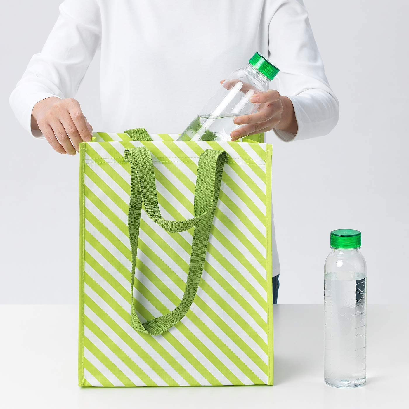 Ikea VARKANSLA Bolsas de transporte reutilizables (2